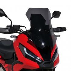 Ζελατίνα XADV 750 Ermax Κοντή 2021-2022 Honda Σκούρο Φιμέ 47cm