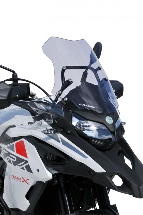 Ζελατίνα TRK 502 X Ermax Original 2017-2020 Benelli Ελαφρώς Φιμέ 43cm