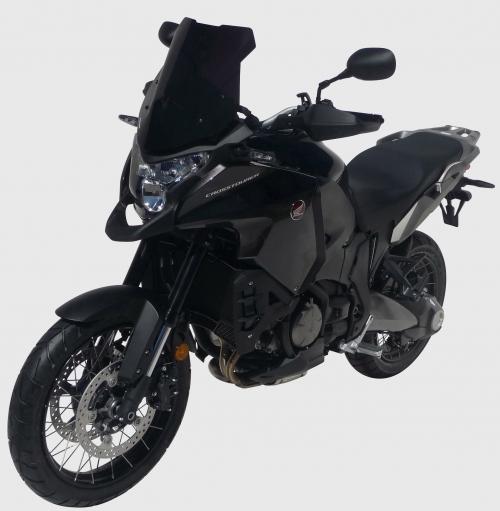 Προέκταση Μπροστινού Φτερού VFR 1200 X Crosstourer Ermax 2016-2019 Honda Μαύρη