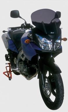 Ζελατίνα DL 650 V-Strom Ermax Original 2003-2011 Suzuki Σκούρο Φιμέ 39cm