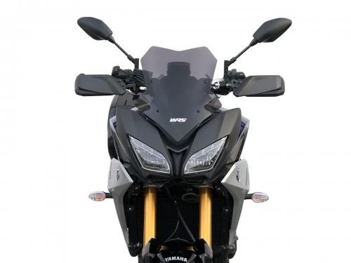 Ζελατίνα MT 09 Tracer GT WRS 2018-2021 Yamaha Sport Smoked