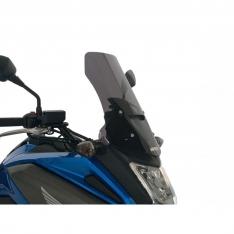Ζελατίνα NC 750 X 2016-2019 WRS Honda Σκούρο Φιμέ Original