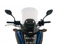 Ζελατίνα NC 750 X 2016-2019 WRS Honda Διάφανη Touring