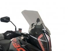 Ζελατίνα KTM 1290 Super Adventure R / S 2017-2020 WRS Smoke Τουριστική