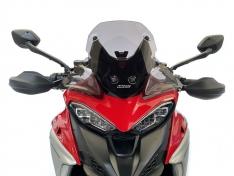 Ζελατίνα Multistrada V4 / S 2020-2021 WRS Ducati Dark Smoke Sport 39cm
