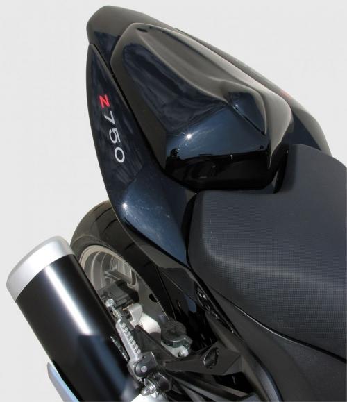 Μονόσελο Z 750 Ermax 2007-2012 Kawasaki Μαύρο Άβαφο Πλαστικό