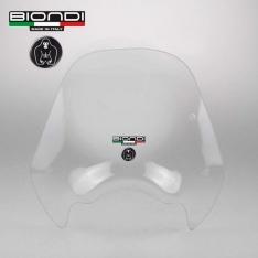 Ζελατίνα Beverly Cruiser 250/500 2007 Piaggio Biondi Κοντή Διάφανη 35x38cm