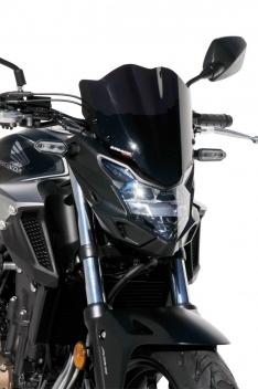 Ζελατίνα CB 500F Ermax Κοντή 2019-2020 Honda Σκούρο Φιμέ 28cm