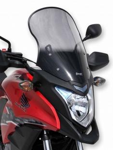 Ζελατίνα CB 500 X Ermax Ψηλή 2013-2015 Honda Ελαφρώς Φιμέ 46cm