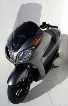 Ζελατίνα Forza 300 Ermax Ψηλή 2013-2017 Honda Ελαφρώς Φιμέ 66cm