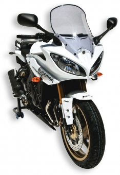 Ζελατίνα FZ8 Fazer Ermax Ψηλή 2010-2017 Yamaha Ελαφρώς Φιμέ 40cm