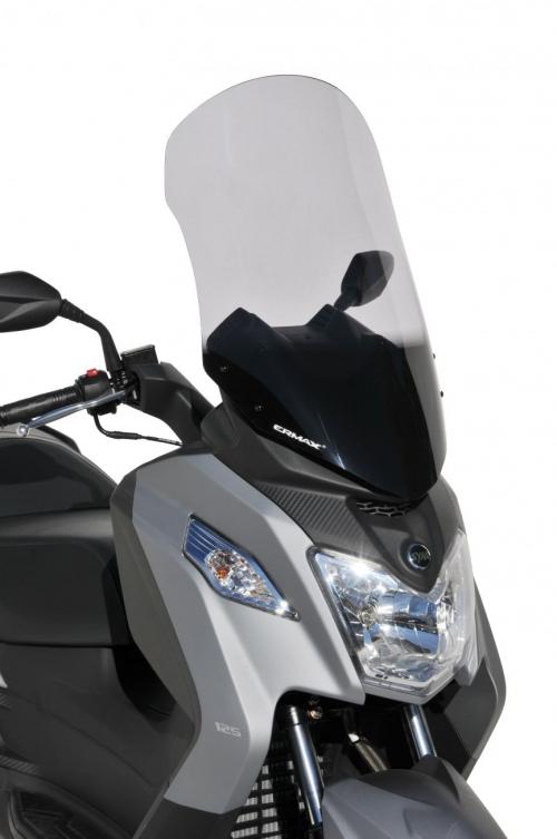 Ζελατίνα Joymax Z 125/300 Ermax Ψηλή 2019-2020 Sym Ελαφρώς Φιμέ 67cm