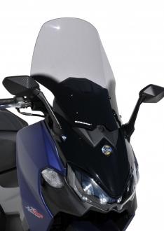Ζελατίνα Maxsym 500 TL Ermax Ψηλή 2020-2021 Sym Ελαφρώς Φιμέ 64cm