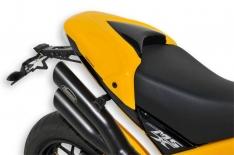 Μονόσελο MSX 125 Grom Ermax 2013-2015 Honda Μαύρο Άβαφο Πλαστικό