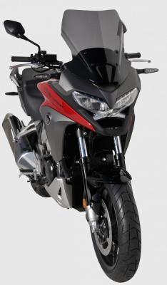 Ζελατίνα VFR 800 X Crossrunner Ermax Ψηλή 2015-2016 Honda Ελαφρώς Φιμέ 45cm