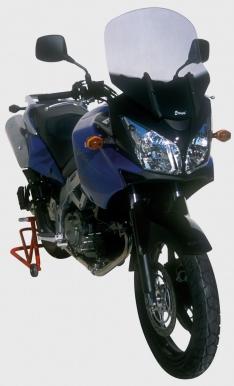 Ζελατίνα DL 650 V-Strom Ermax Ψηλή 2003-2011 Suzuki Ελαφρώς Φιμέ 49cm
