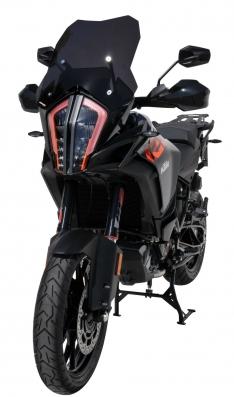 Ζελατίνα 1290 Super Adventure Ermax Ψηλή 2017-2020 KTM Ελαφρώς Φιμέ 48cm