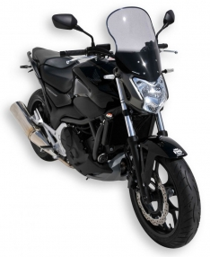 Ζελατίνα NC 750 S Ermax Ψηλή 2016-2020 Honda Ελαφρώς Φιμέ
