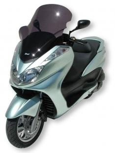 Ζελατίνα Majesty 400 Ermax Ψηλή 2004-2008 Yamaha Ελαφρώς Φιμέ 73cm