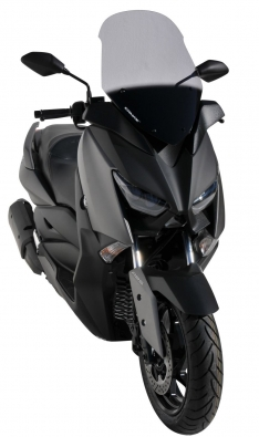 Ζελατίνα X Max 400 Ermax Ψηλή 2018-2020 Yamaha Ελαφρώς Φιμέ 58cm