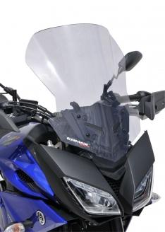 Ζελατίνα MT 09 Tracer Ermax Ψηλή 2015-2017 Yamaha Ελαφρώς Φιμέ 50cm