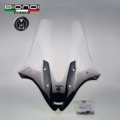 Ζελατίνα Integra 700-750 Biondi Ψηλή 2012-2019 Honda Διάφανη 84x68cm