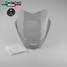 Ζελατίνα Integra 700-750 Biondi Κοντή 2012-2019 Honda Ελαφρώς Φιμέ 43,5x35cm
