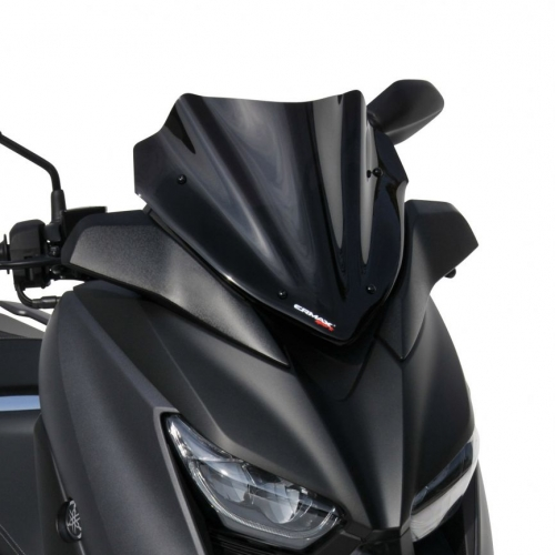 Ζελατίνα X Max 300 Ermax Κοντή 2017-2020 Yamaha Σκούρο Φιμέ 30cm