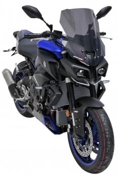 Ζελατίνα MT 10 Ermax Ψηλή 2016-2020 Yamaha Σκούρο Φιμέ 47cm