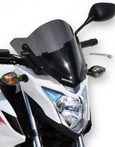 Ζελατίνα CB 500F Ermax Κοντή 2013-2015 Honda Σκούρο Φιμέ 29cm