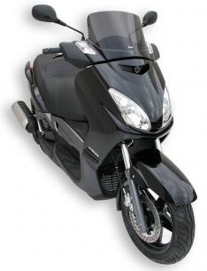 Ζελατίνα X Max 250 Ermax Κοντή 2006-2009 Yamaha Σκούρο Φιμέ 21cm