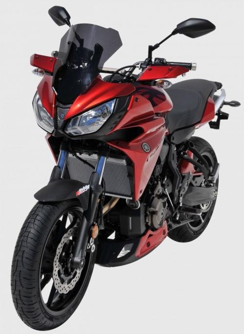 Ζελατίνα MT 07 Tracer Ermax Κοντή 2016-2019 Yamaha Σκούρο Φιμέ 38cm