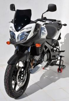 Ζελατίνα DL 650 V-Strom XT Ermax Κοντή 2012-2016 Suzuki Σκούρο Φιμέ