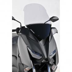Ζελατίνα X Max 300 Ermax Ψηλή 2017-2020 Yamaha Ελαφρώς Φιμέ 58cm