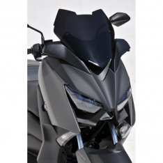Ζελατίνα X Max 300 Ermax Κοντή 2017-2020 Yamaha Σκούρο Φιμέ 41cm
